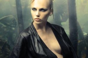 Geaca de piele: tendinte si idei de purtare in toamna 2012
