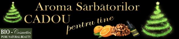 Aroma SARBATORILOR