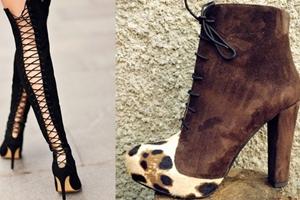 Cum ingrijesti pantofii, botinele si cizmele din piele intoarsa. Bucura-te de ele si iarna!